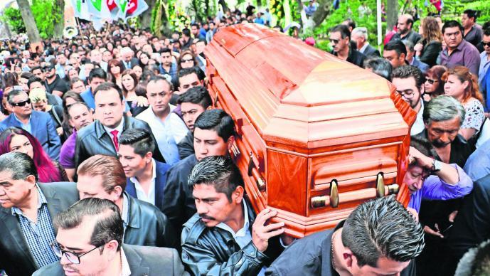 Se pierden 8.6 millones de años de vida productiva por violencia homicida en México