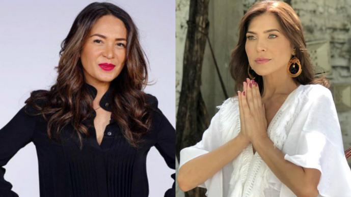 Yolanda Andrade confirma haber tenido romance con Lorena Meritano