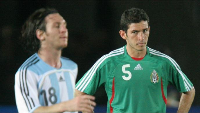 México queda fuera de la Copa América