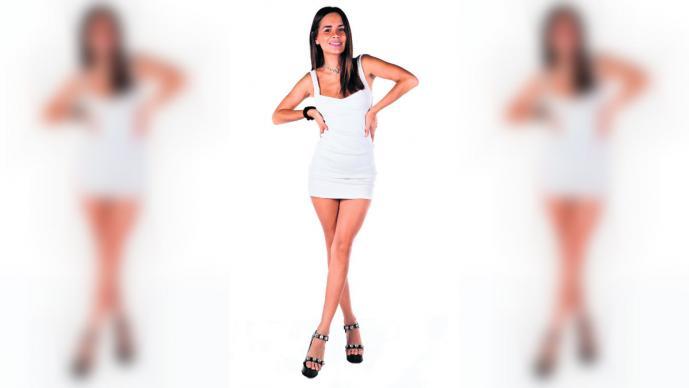 Carolina Impu playmate colección