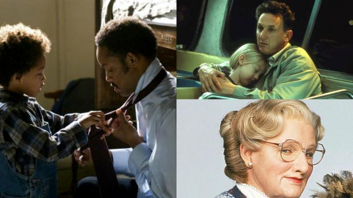 Siete películas que te conmoverán hasta las lágrimas este Día del Padre