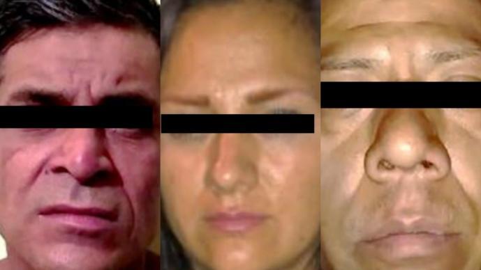secuestradores detienen operativo recatan víctimas tláhuac