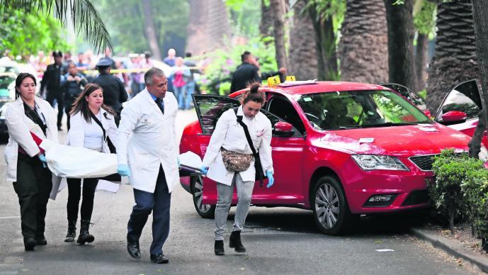 Delincuencia Homicidios Asesinatos Impunidad CDMX