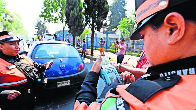 Sigue limpia vehículos verificados