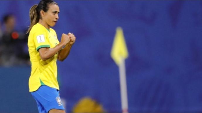 Marta supera el récord de Klose