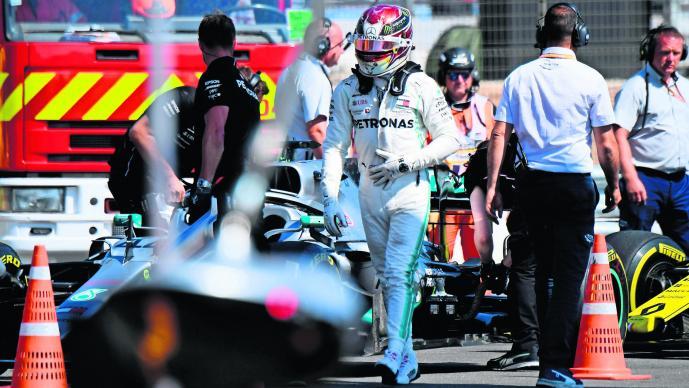 Confirman triunfo Hamilton Formula uno