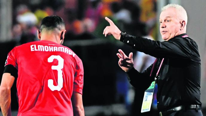 Egipto derrota a Zimbabue en el partido inaugural de la Copa Africana