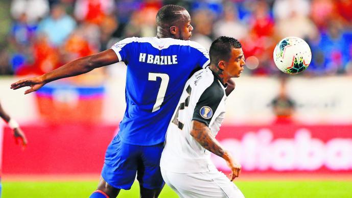 Haití victoria Costa Rica 2-1 Capa Oro