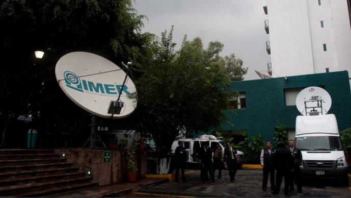 IMER SOS Recorte presupuestal Despido Radio pública