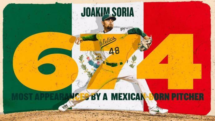 Joakim Soria, un brazo de acero