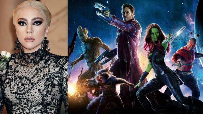 Lady Gaga podría formar parte del elenco de Guardianes de la Galaxia Vol 3