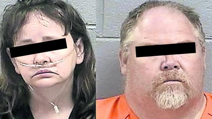 pareja detenidos tortura maltrato infantil hijos mascotas prisión nuevo méxico estados unidos