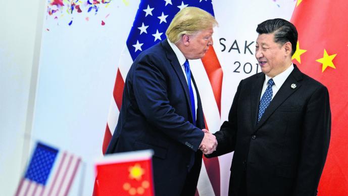 china estados unidos tregua g20 retira veto huawei donald trump