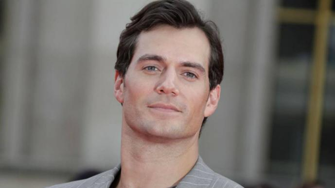 henry cavill actor imágenes netflix serie the witcher