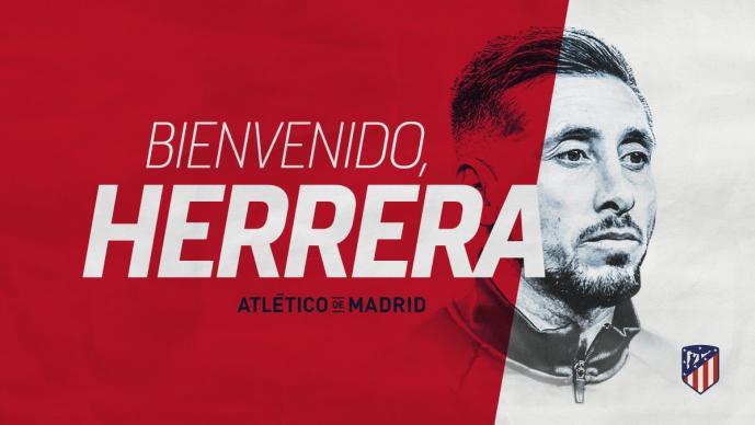 Se confirma la llegada de Héctor Herrera al Atlético de Madrid