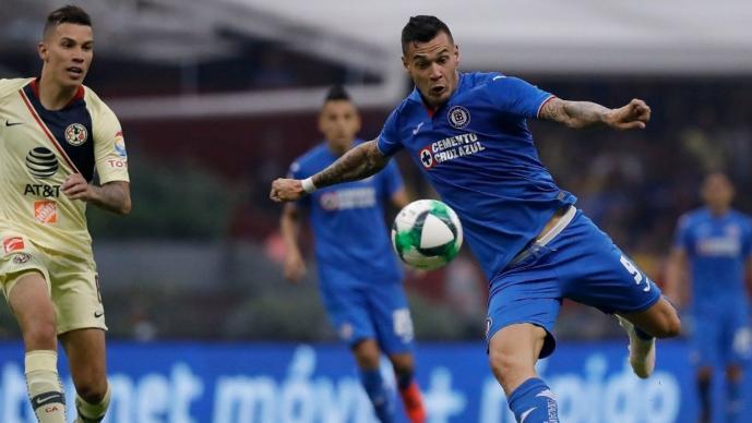 Milton Caraglio Supercopa MX Cruz Azul Monarcas Morelia