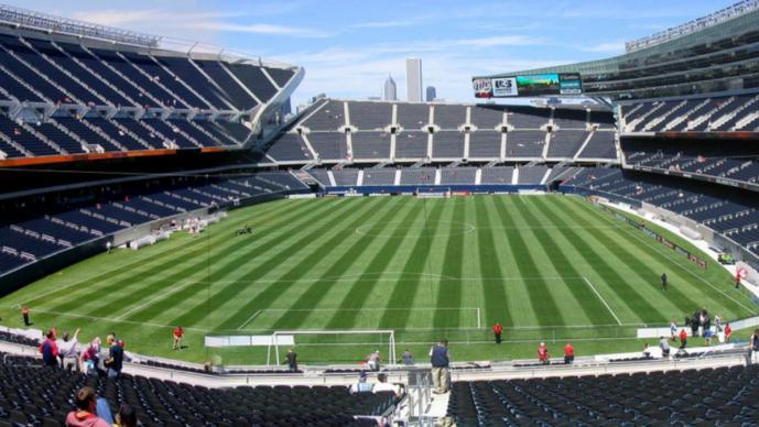 disputarán Copa Oro Soldier Field Chicago