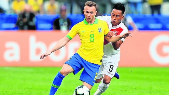 Brasil vs Perú Copa América Busca venganza
