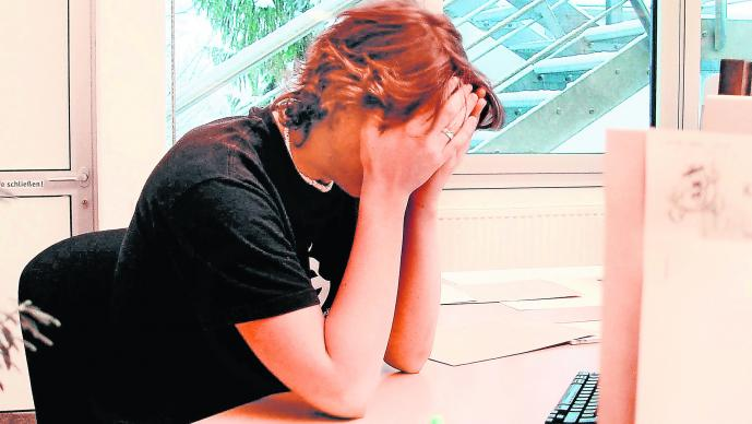 23 mil personas renunciaron bullying laboral