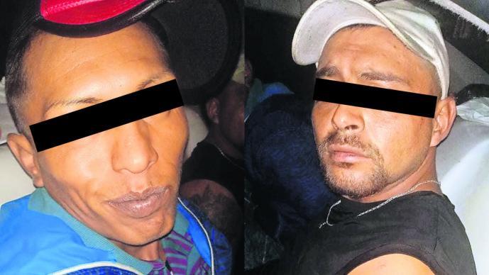 Asesinan a narcomenudistas Detienen a agresores CDMX Iztapalapa