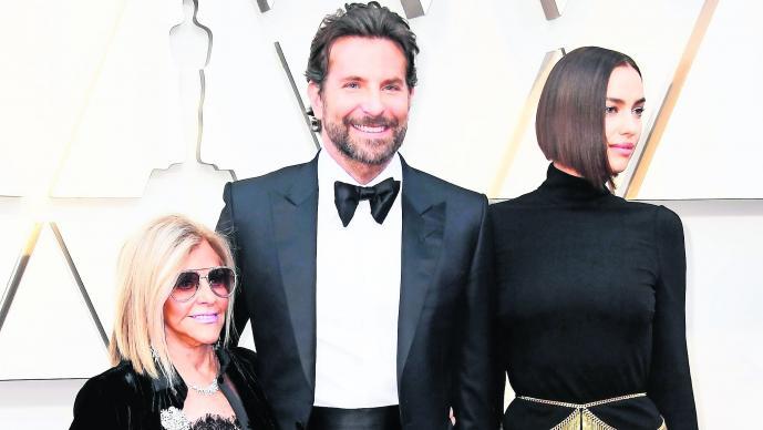 modelo Irina Shayk se separó actor Bradley Cooper