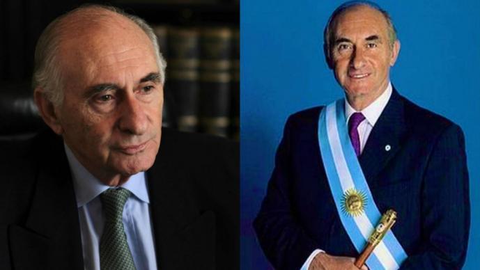 fallece muere fernando de la rúa ex presidente argentina 81 años hospital problemas renales corazón