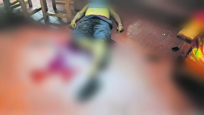 Hombre asesinado su casa asaltantes