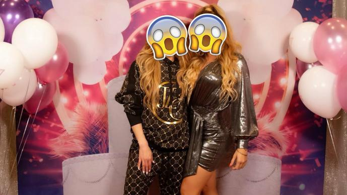 Jennifer Lopez Connie Peña Doble de JLo