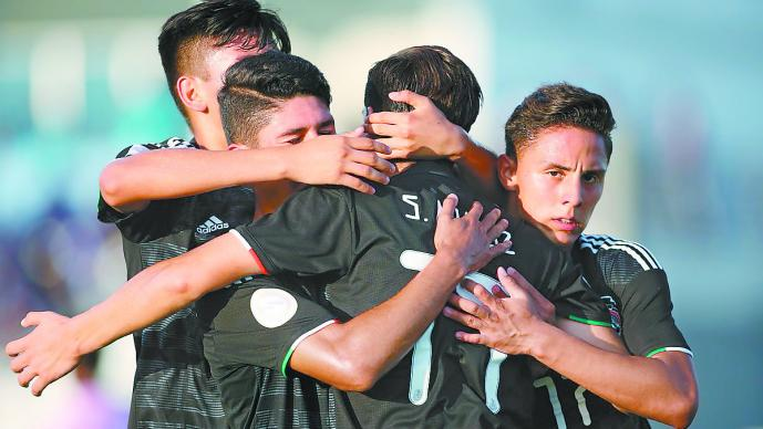 Paraguay Italia rivales Tri Sub 17