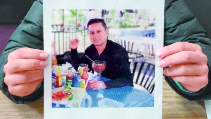 Piden apoyo Joven desaparecido Llamada entrante Edomex Toluca