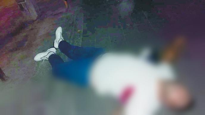 Sujetos asesinan balazos Cochiloco