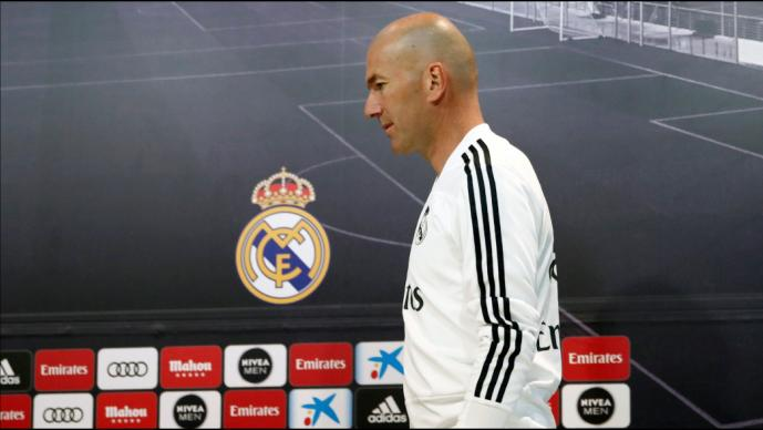 Zidane abandona al Real Madrid en Canadá