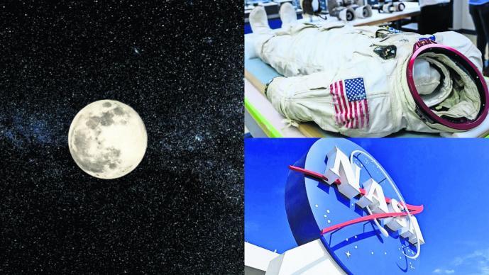 Estas son las actividades para celebrar el aniversario del alunizaje del Apolo 11