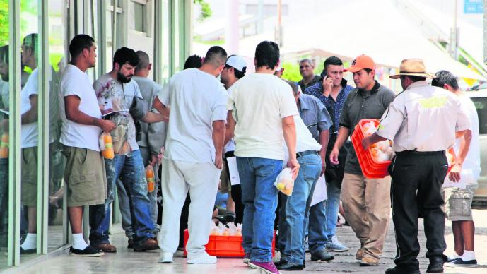Redadas paisanos detenidos Ebrad niega detención