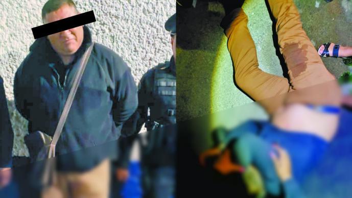 hombre baleado iztacalco cdmx guardia de seguridad