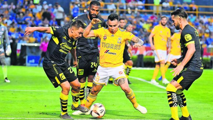 Tigres defenderá su título ante los Monarcas de Morelia