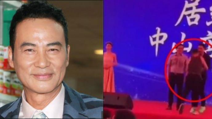 China apuñalan Guandong Simon Yam Tat-wah Zhongshan esquizofrenia atacante