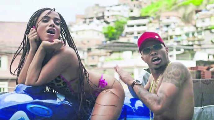 Anitta confiesa curso desempeño sexual