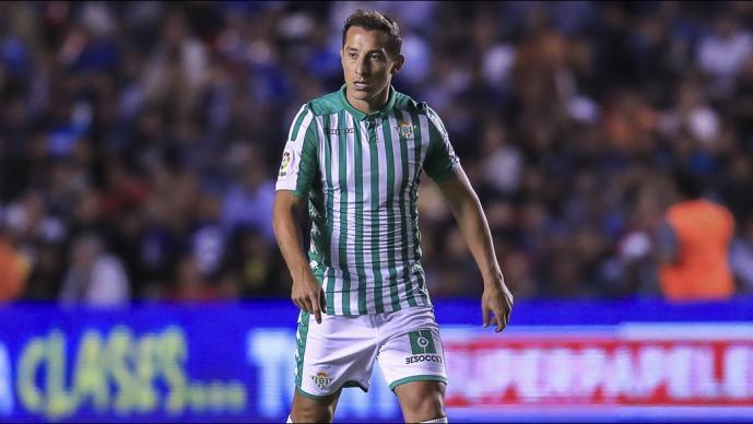 ¿Andrés Guardado, a México o la MLS?