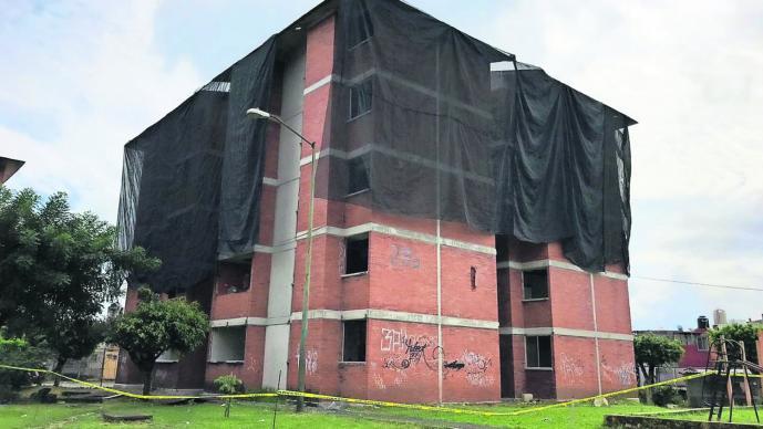 Jiutepec El Pochotal Morelos Fonden Unidad Habitacional