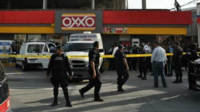 ola atracoos violencia asaltos implementarán botón de pánico tiendas de conveniencia Oxxo auxilio policía Cuernavaca