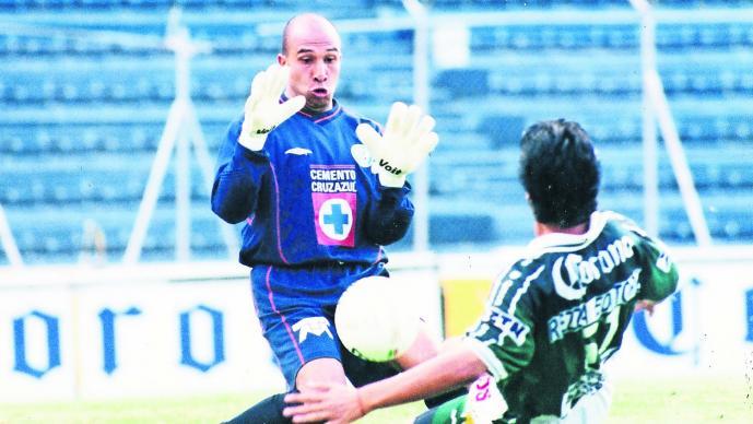 Cruz Azul Óscar Pérez Pedro Caixinha homenaje Estadio Azteca Apertura 2019