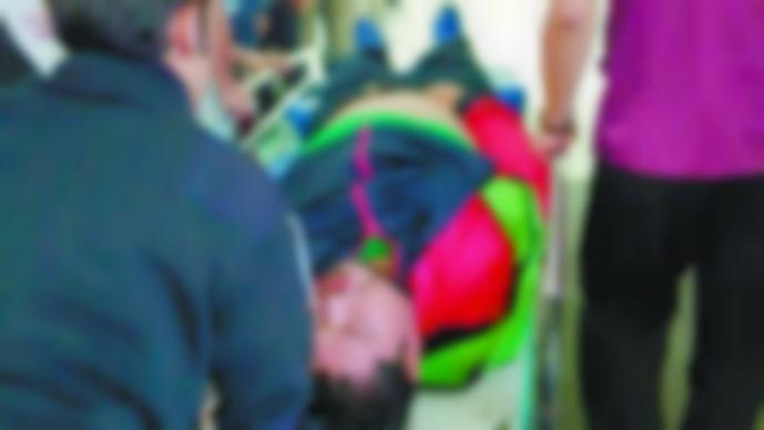 hombre libra secuestro venustiano carranza herido