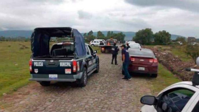 Mueren dos policías durante cateo a casa de Querétaro detienen a tres personas