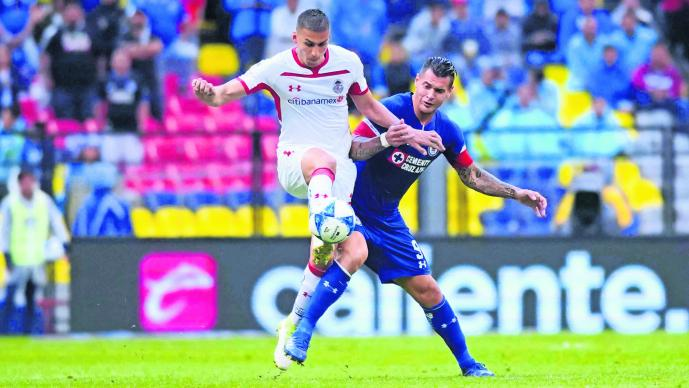 Toluca aprovechará salida del Conejo Pérez para derrotar a Cruz Azul