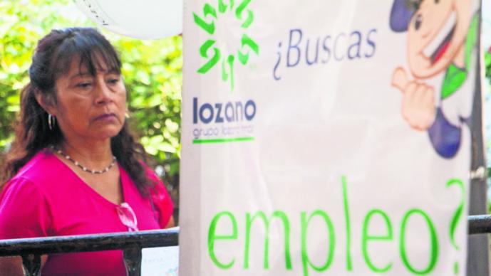 Empleos pérdida IMSS trabajos Instituto Mexicano del Seguro Social nómina República Mexicana sexenio escala nacional