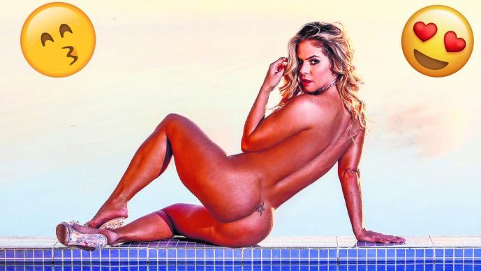 Gabi Wolscham critican publicidad transexual Fabu Olmedo pasiones polémica juguetes sexuales