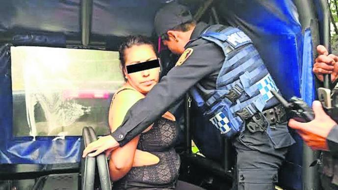 Plaza Artz Pedregal asesina israelíes Coatlán Río Morelos Policía Federal Esperanza N