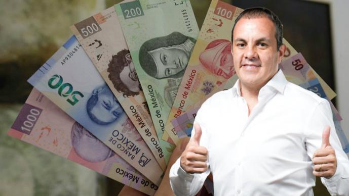 economía morelos cere primer trimestre 2019 Inegi administración cuauhtémoc blanco gobernador