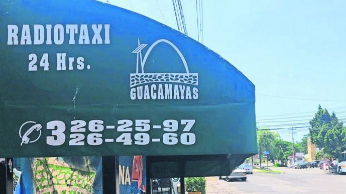 Radio taxis grupos delincuenciales Bola Ocho cobro de piso taxistas Cártel Jalisco Nueva Generación Cuernavaca